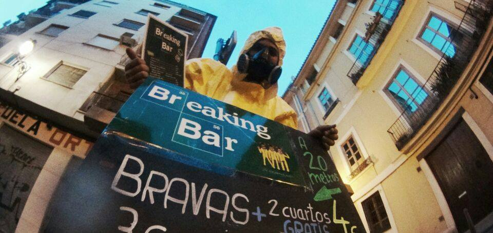 breaking bar.lecoolvalencia