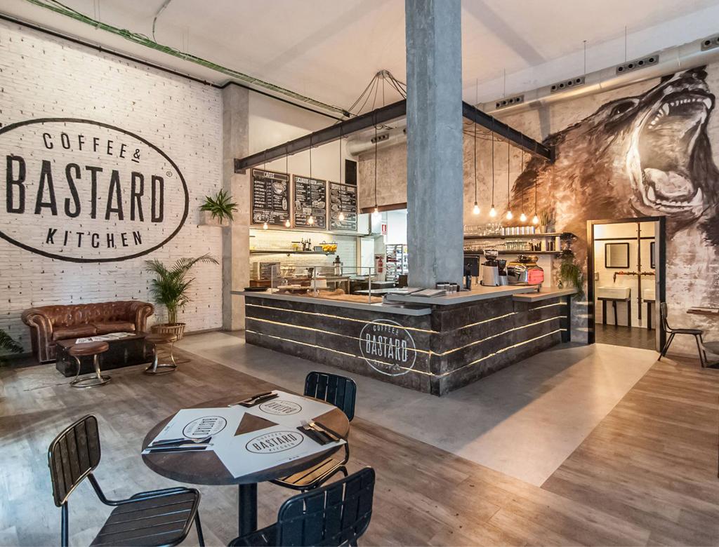 Bastard, Coffee & Kitchen 11.lecoolvalencia