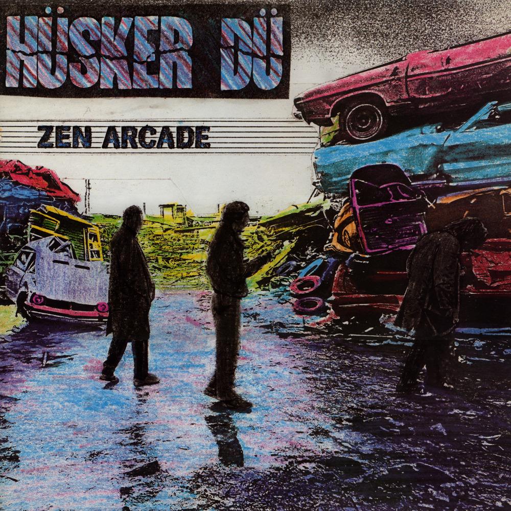 Zen Arcade.lecoolvalencia