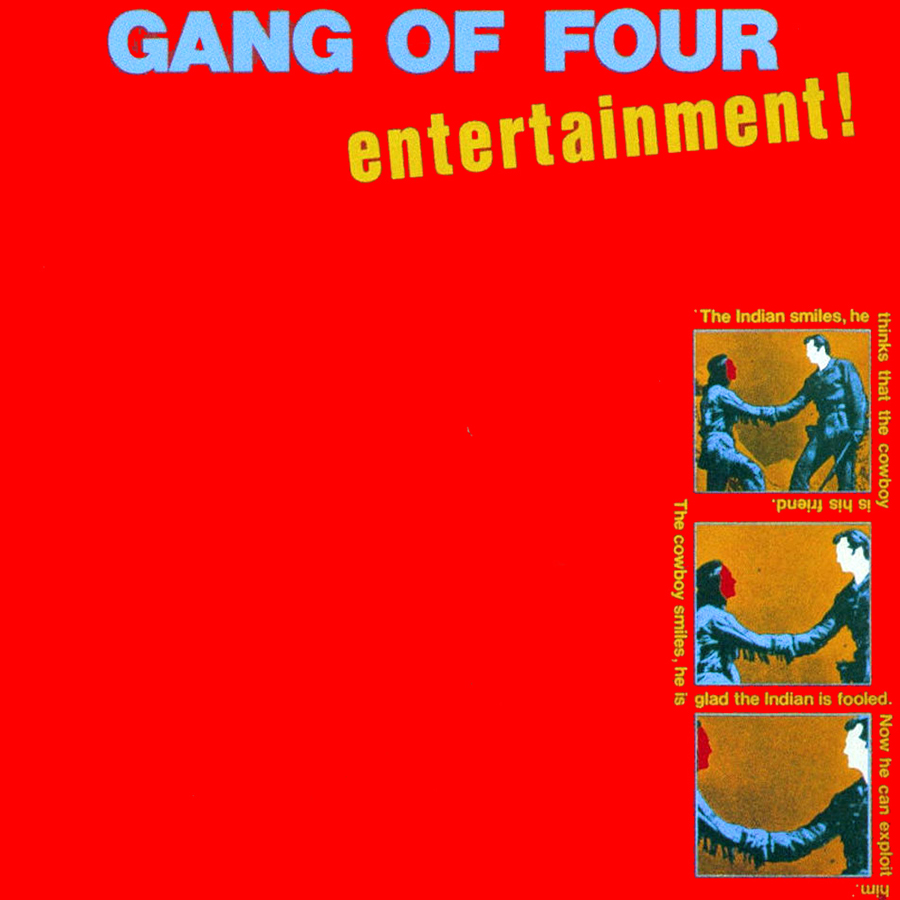 Gang Of Four Entertainment!.lecoolvalencia