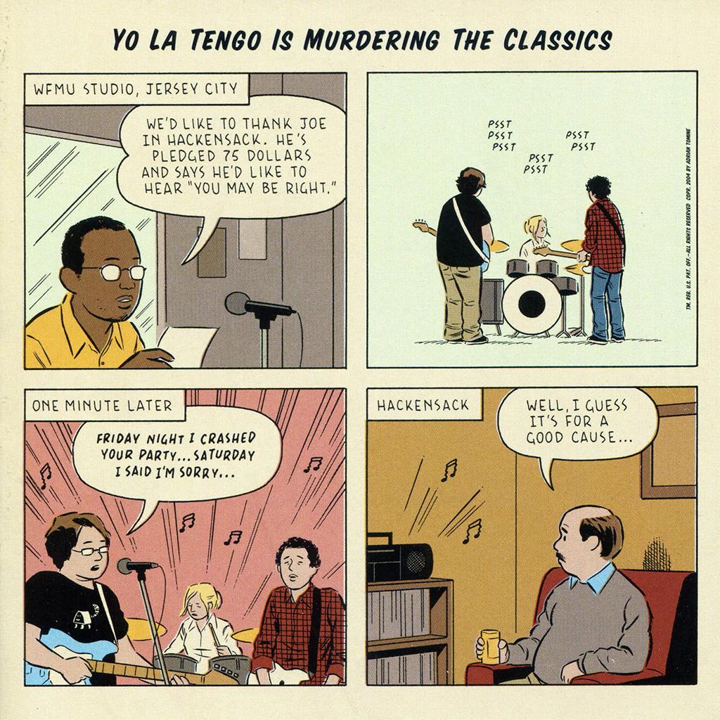 Yo La Tengo Is Murdering The Classics.lecoolvalencia