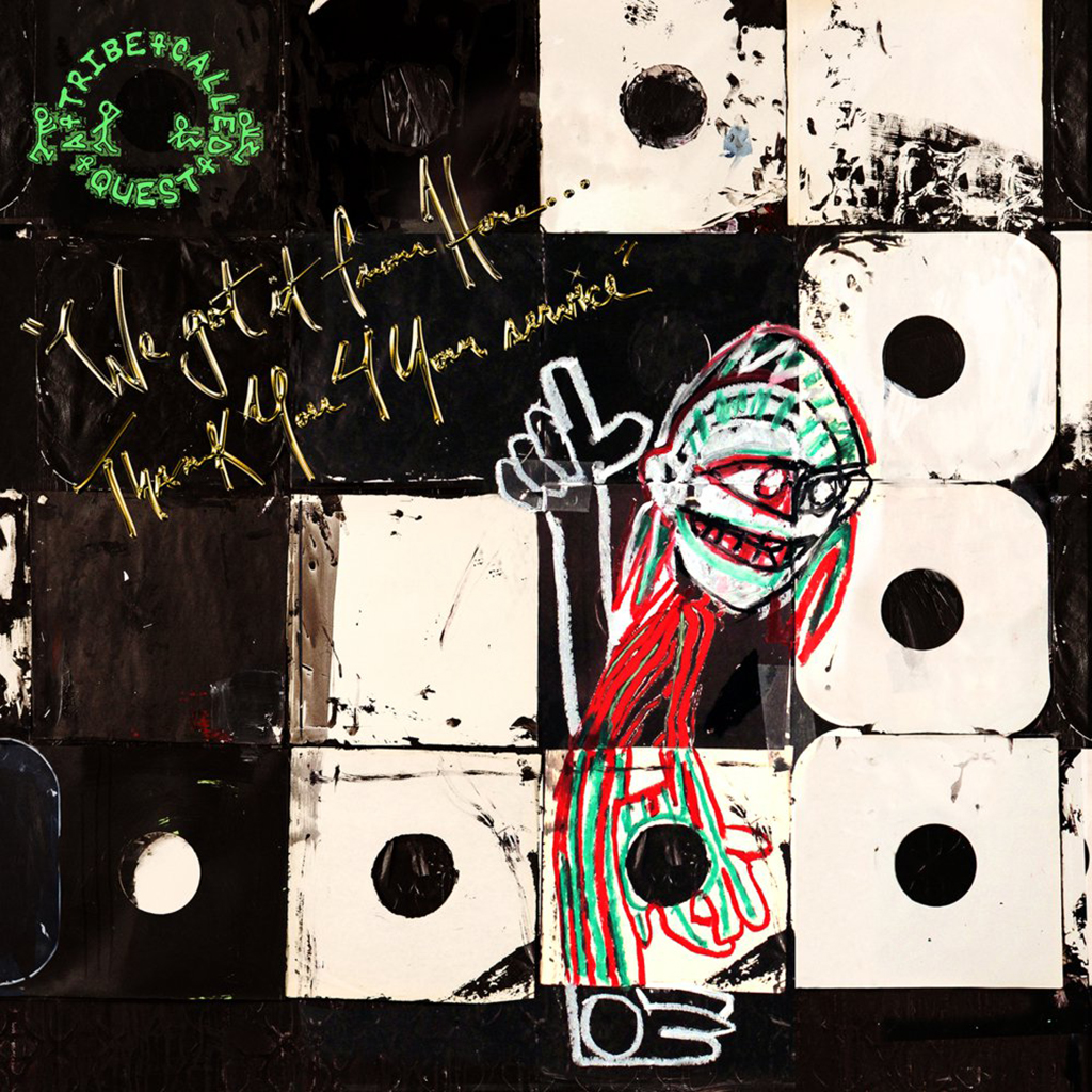 A TRIBE CALLED QUEST- WE GOT IT FROM….lecoolvalencia