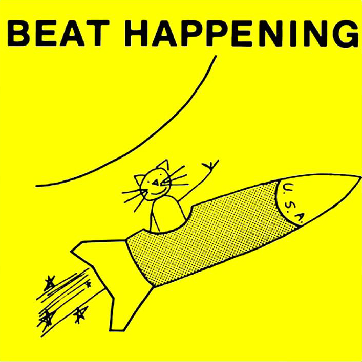 Beat Happening album.lecoolvalencia