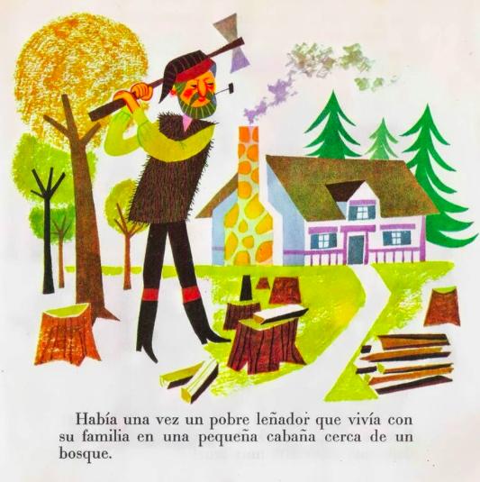 Imagen de un libro ilustrado