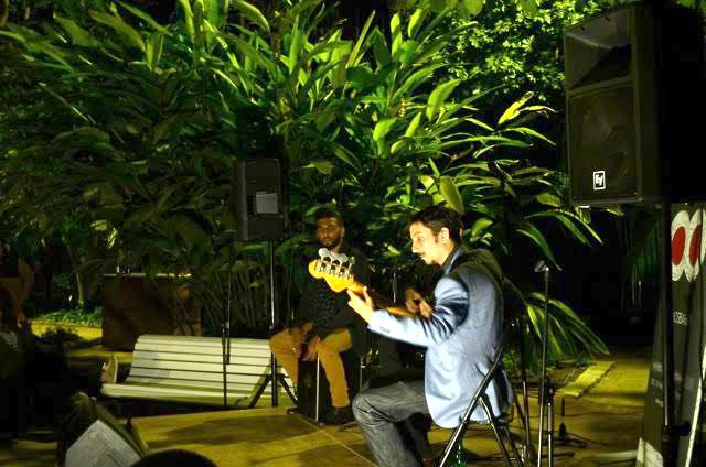 Flamenco en el Botànic.lecoolvalencia