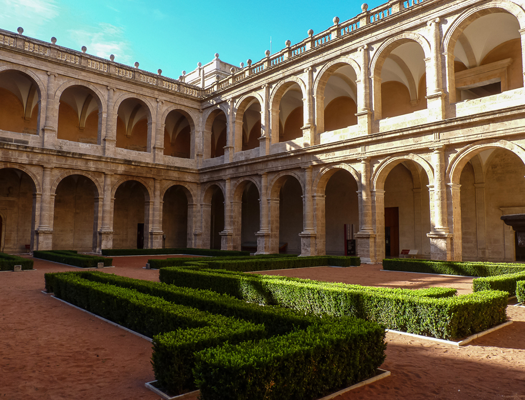 Monasterio San Miguel de los Reyes. Top Valencia