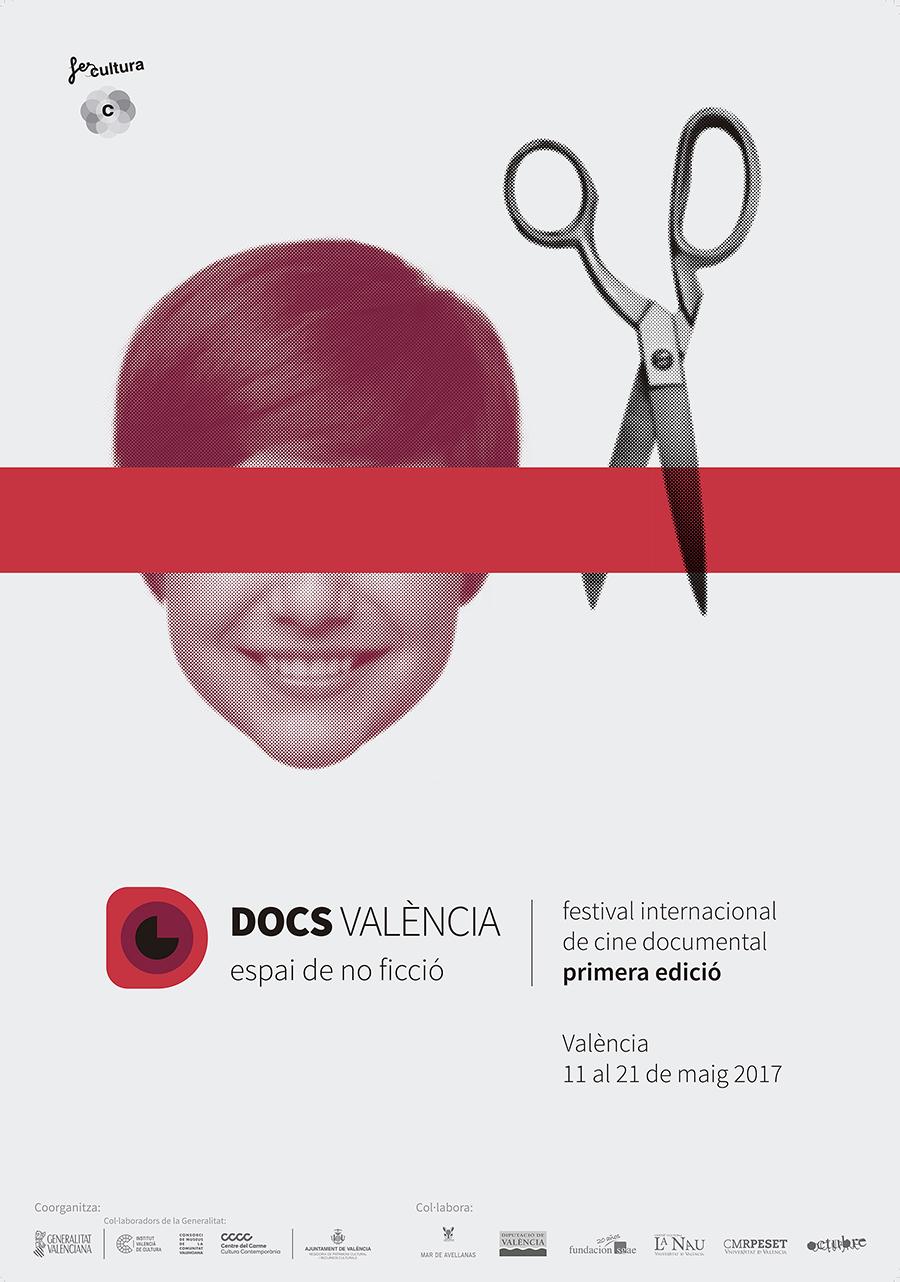 DocsValència 2017 cartel.lecoolvalencia