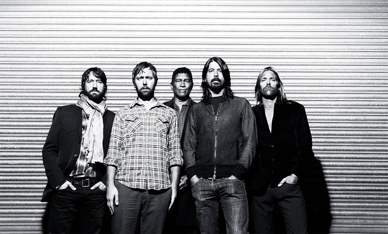Foo Fighters.lecoolvalencia
