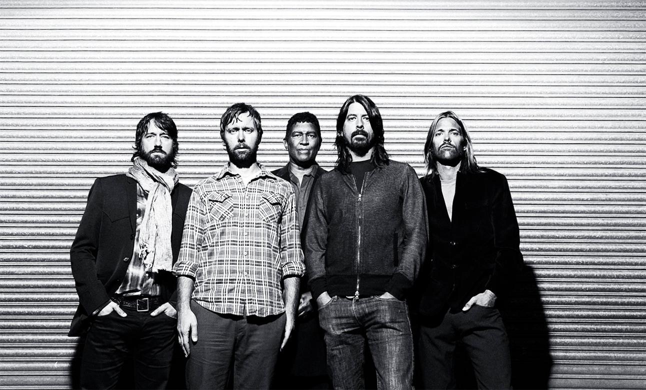 Foo Fighters.lecoolvalencia