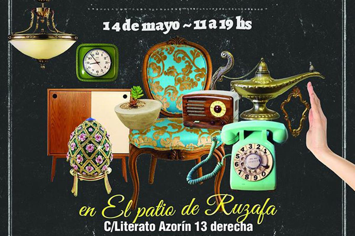 D 39 antic muebles y decoraci n vintage le cool valencia for Decoracion vintage valencia