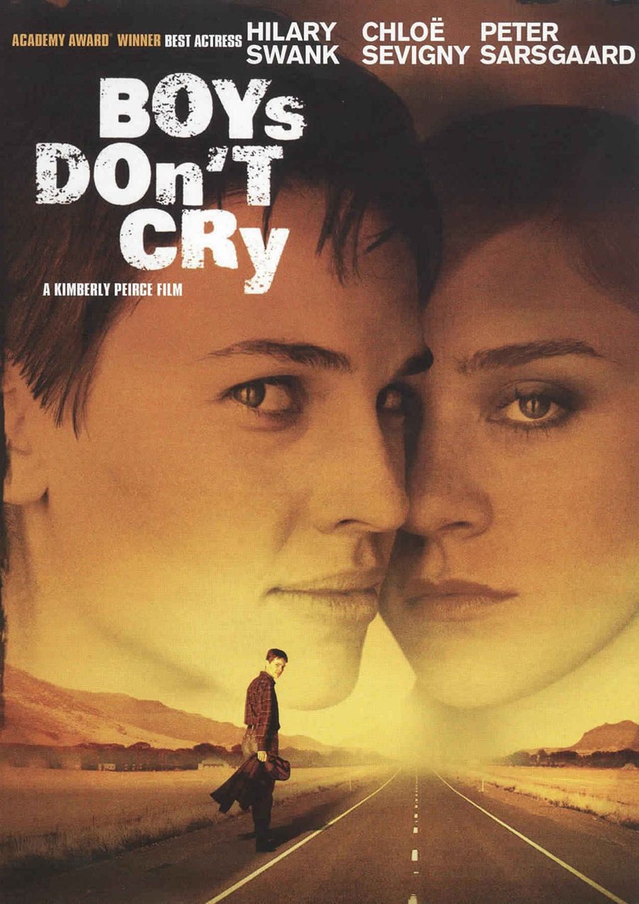Boys Don't Cry cartel.lecoolvalencia