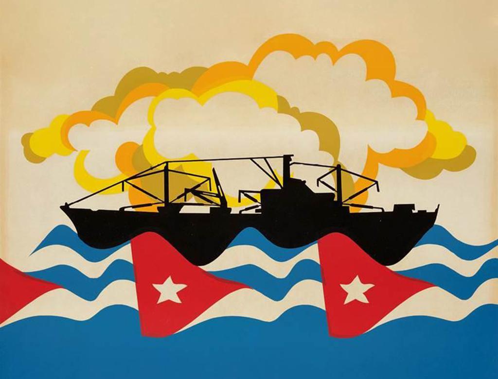 Cartel Cubano MuVIM.lecoolvalencia