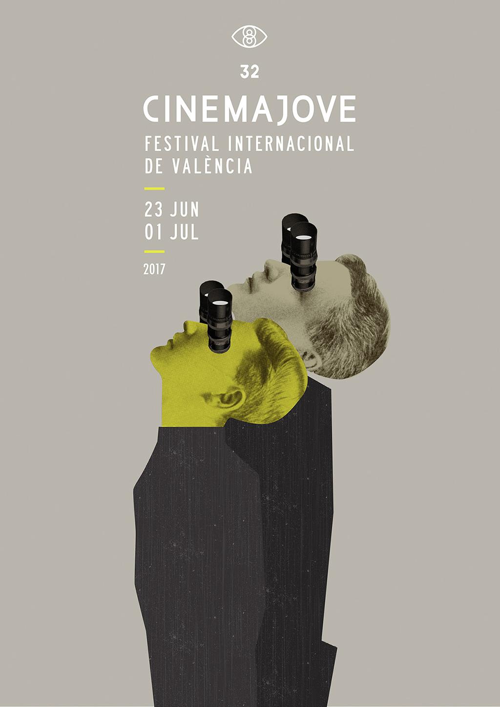 Cinema Jove 2017 cartel.lecoolvalencia
