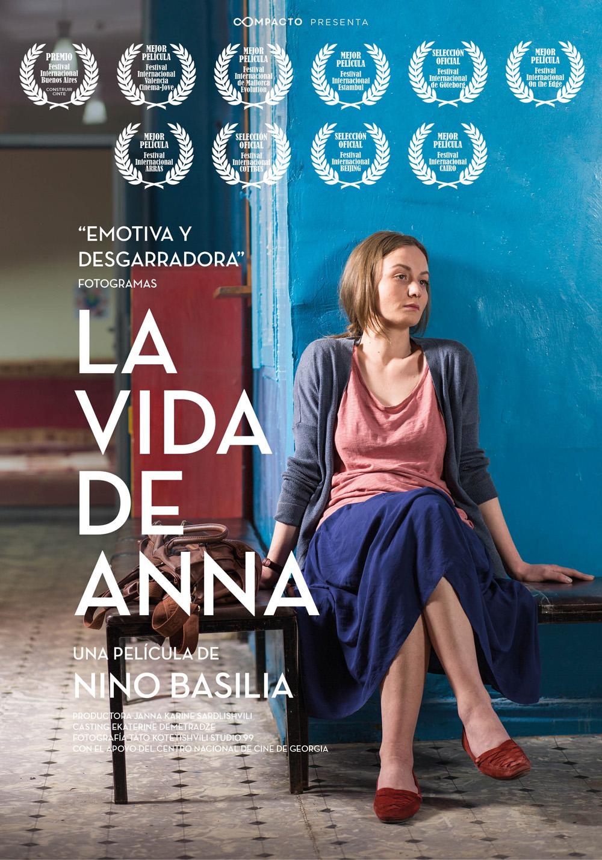 La Vida de Anna cartel.lecoolvalencia