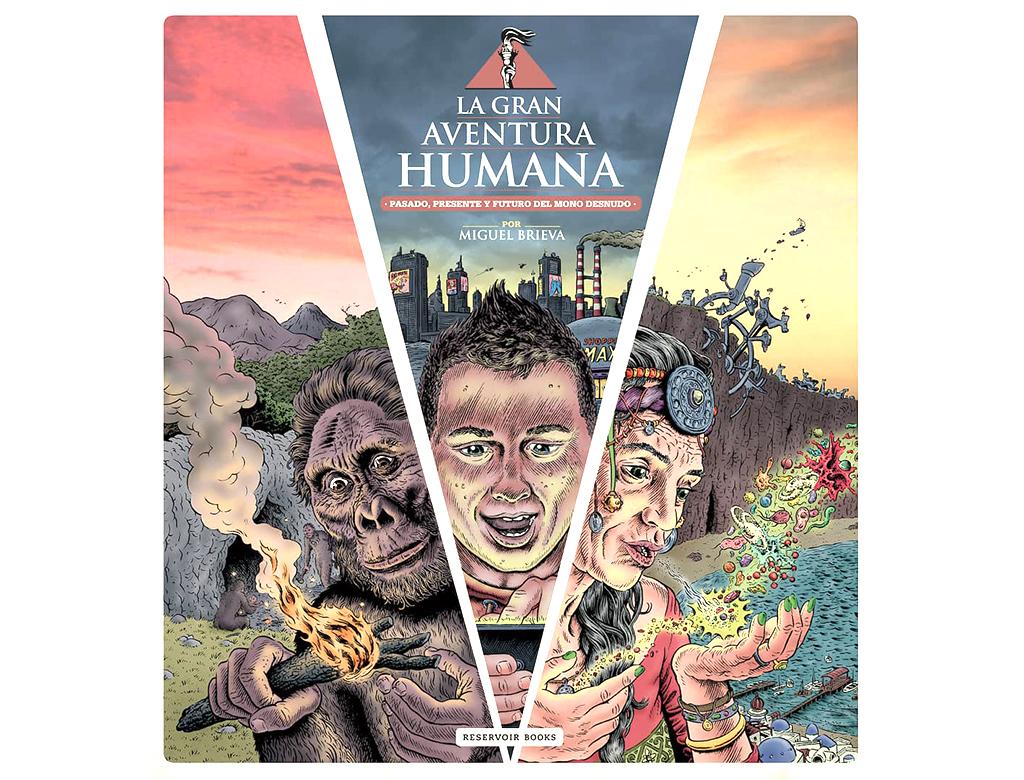 La gran aventura aventura humana.lecoolvalencia