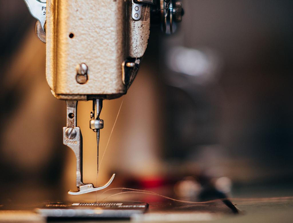 Máquina de coser.lecoolvalencia