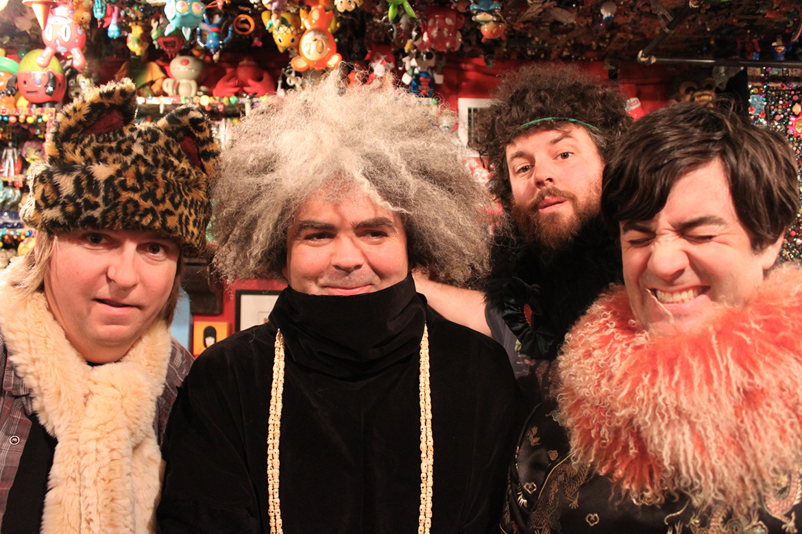 The Melvins.lecoolvalencia