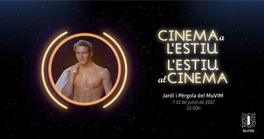 Cinema a l'estiu l'estiu al cinema.lecoolvalencia 6  julio