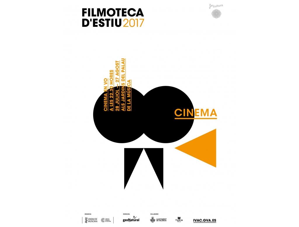 Filmoteca d'estiu 2017.lecoolvalencia