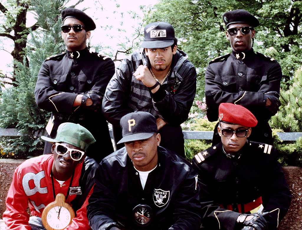 Photo of PUBLIC ENEMY