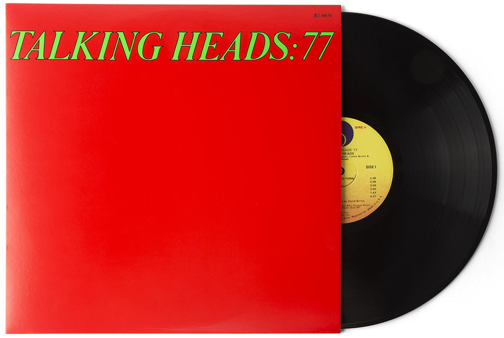 Talking Heads 77 album.lecoolvalencia