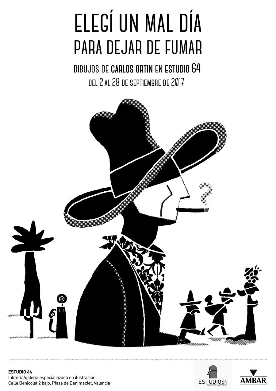 Carlos Ortin cartel.lecoolvalencia