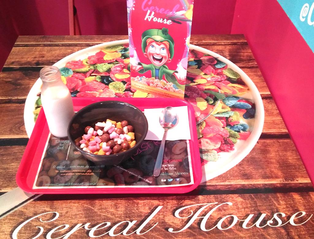 Cereal House 7.lecoolvalencia