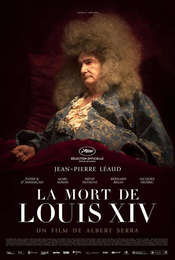 La muerte de Luis XIV cartel.lecolvalencia