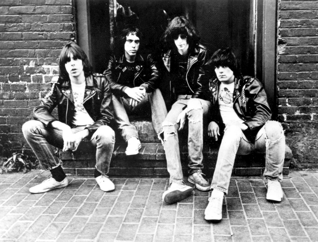 The Ramones 1.lecoolvalencia