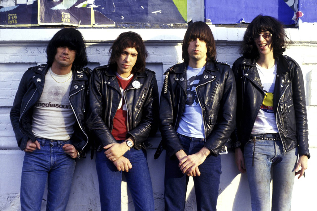 The Ramones 2.lecoolvalencia