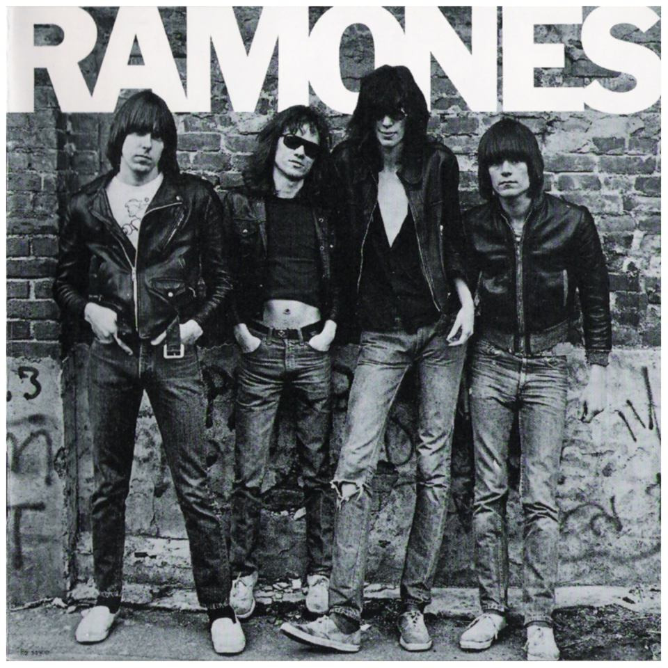 The Ramones album.lecoolvalencia
