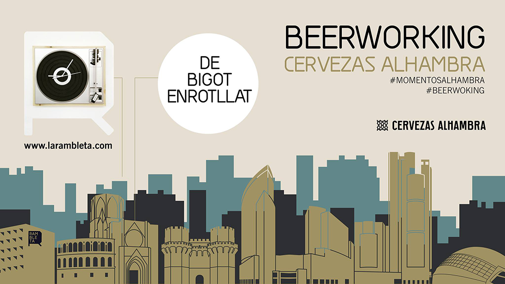 Beerworking banner.lecoolvalencia