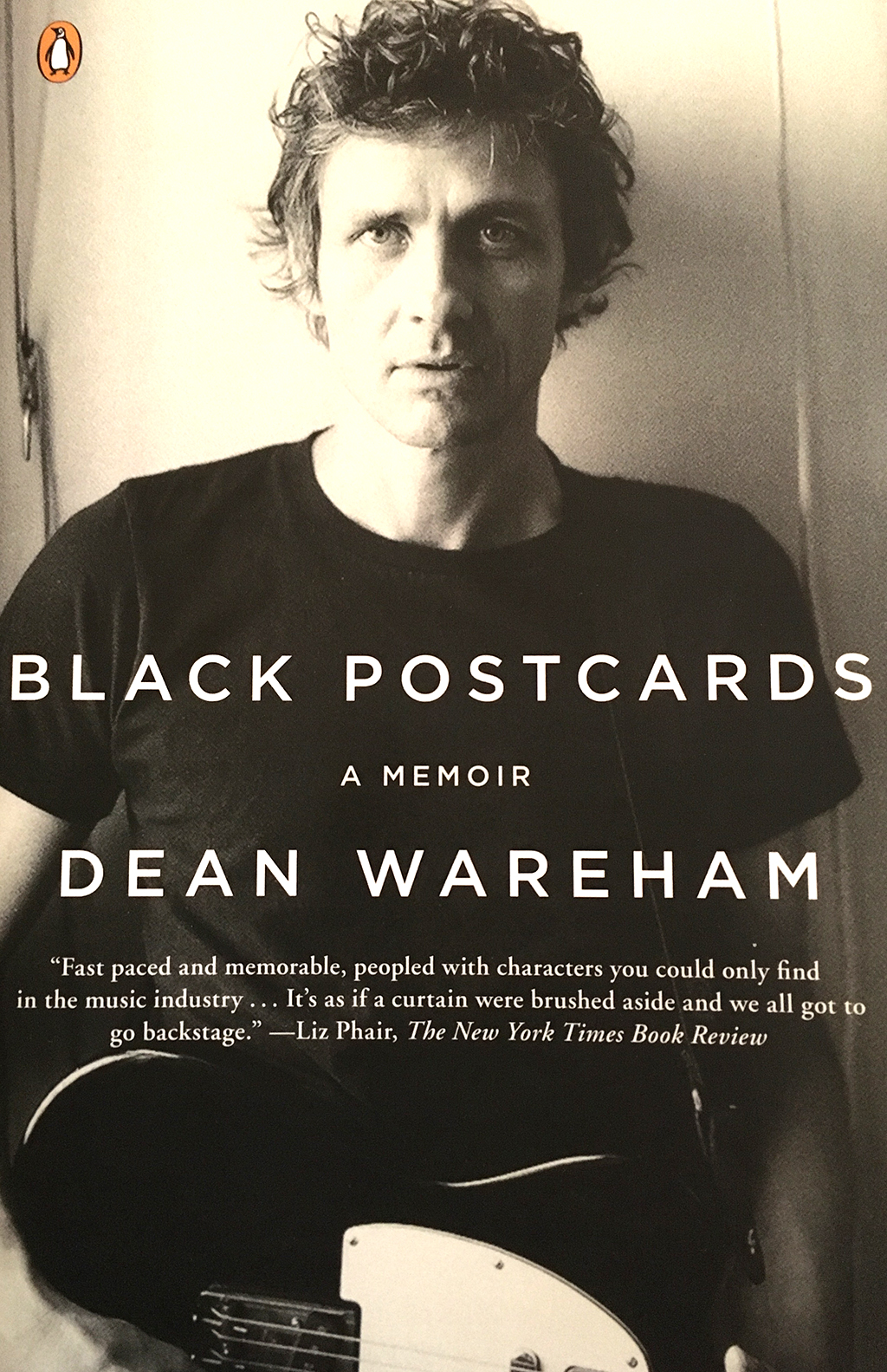 Black Postcards Dean Wareham.lecoolvalencia