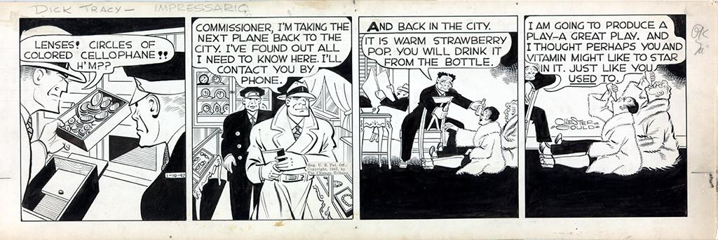 Dick Tracy.lecoolvalencia