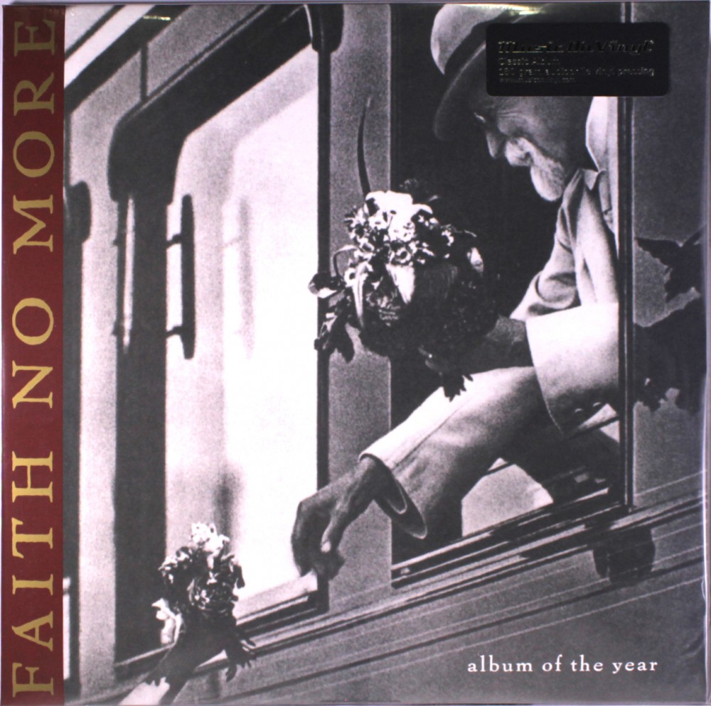 Faith No More Album Of The Year.lecoolvalencia