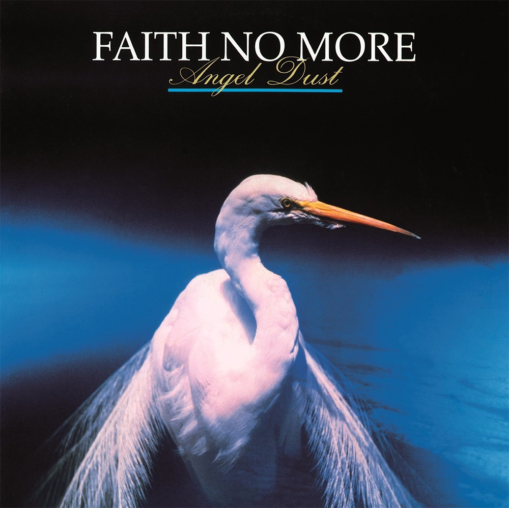 Faith No More Angel Dust.lecoolvalencia