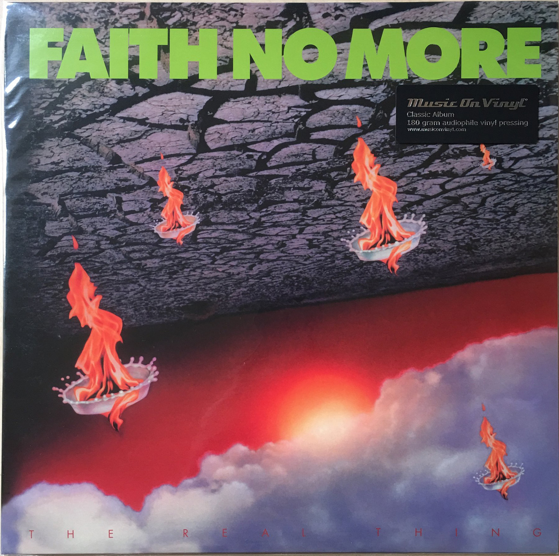 Faith No More The Real Thing.lecoolvalencia
