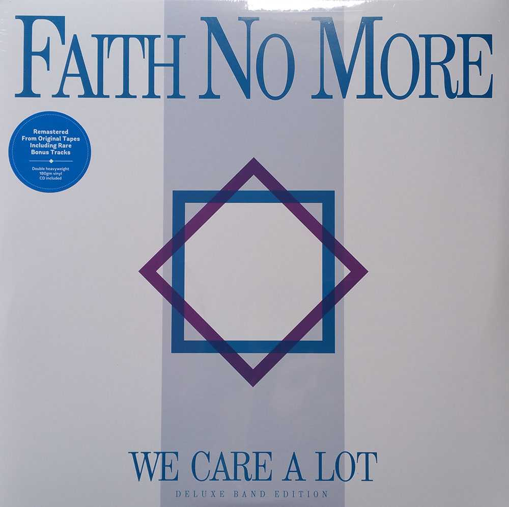 Faith No More We care a lot.lecoolvalencia