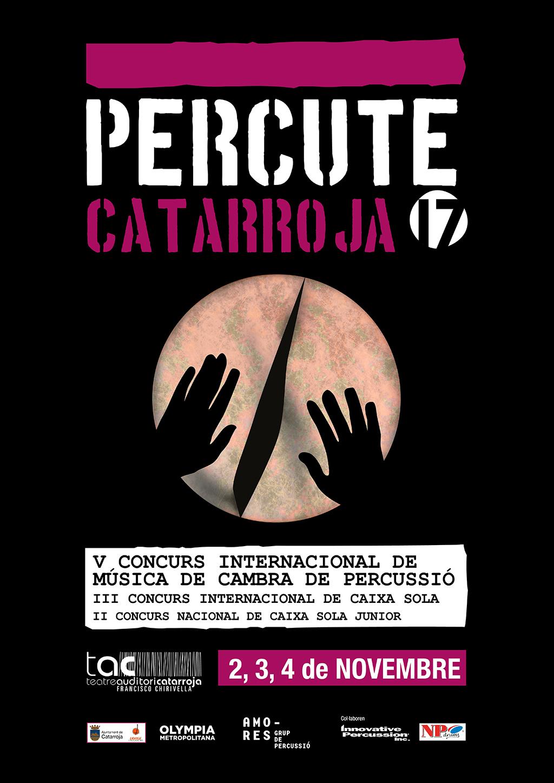 Festival Percute cartel.lecoolvalencia