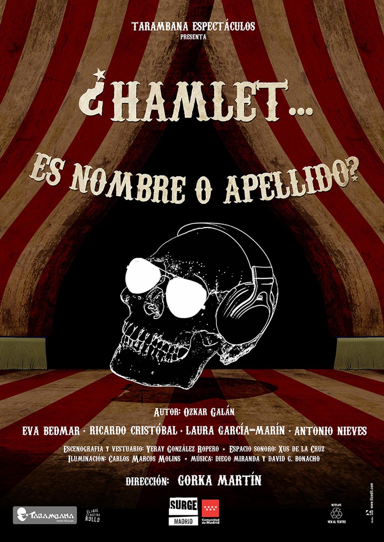 Hamlet es nombre o apellido cartel.lecoolvalencia