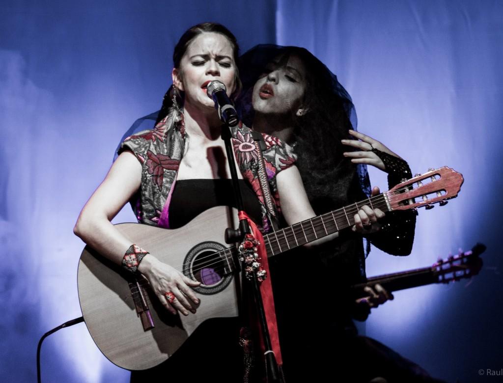 La cantante Lüla Reyna interpretará su repertorio de música mexicana en el concierto benéfico