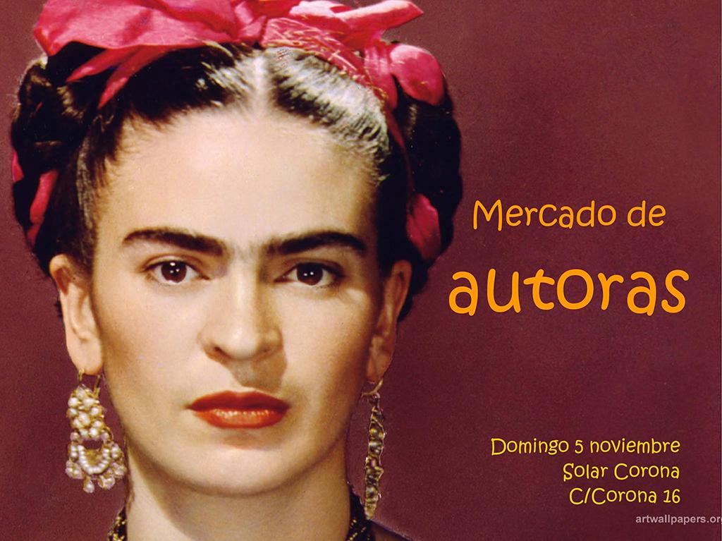 Mercado de autoras banner.lecoolvalencia