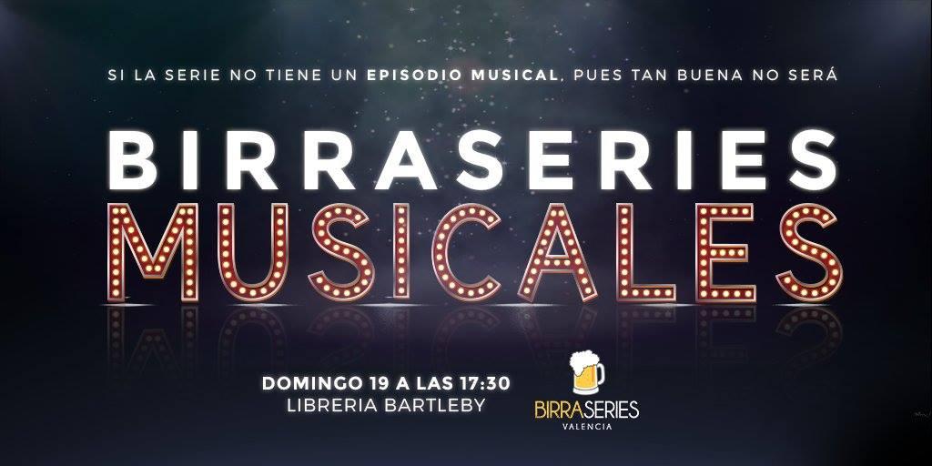 BirraSeries banner.lecoolvalencia