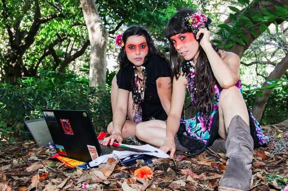 Las Hijas de la Cumbia forman parte del Igual-ment Fest