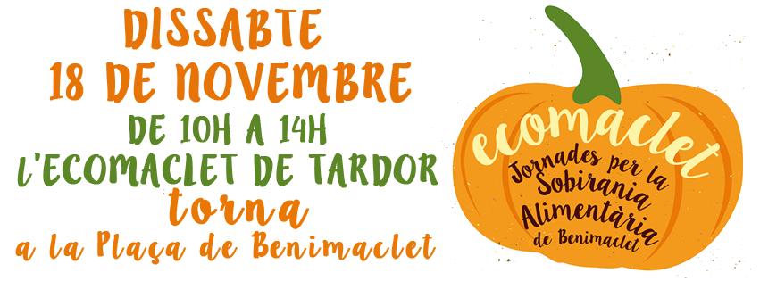 Ecomaclet banner.lecoolvalencia
