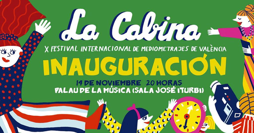 La Cabina 2017 gala.lecoolvalencia
