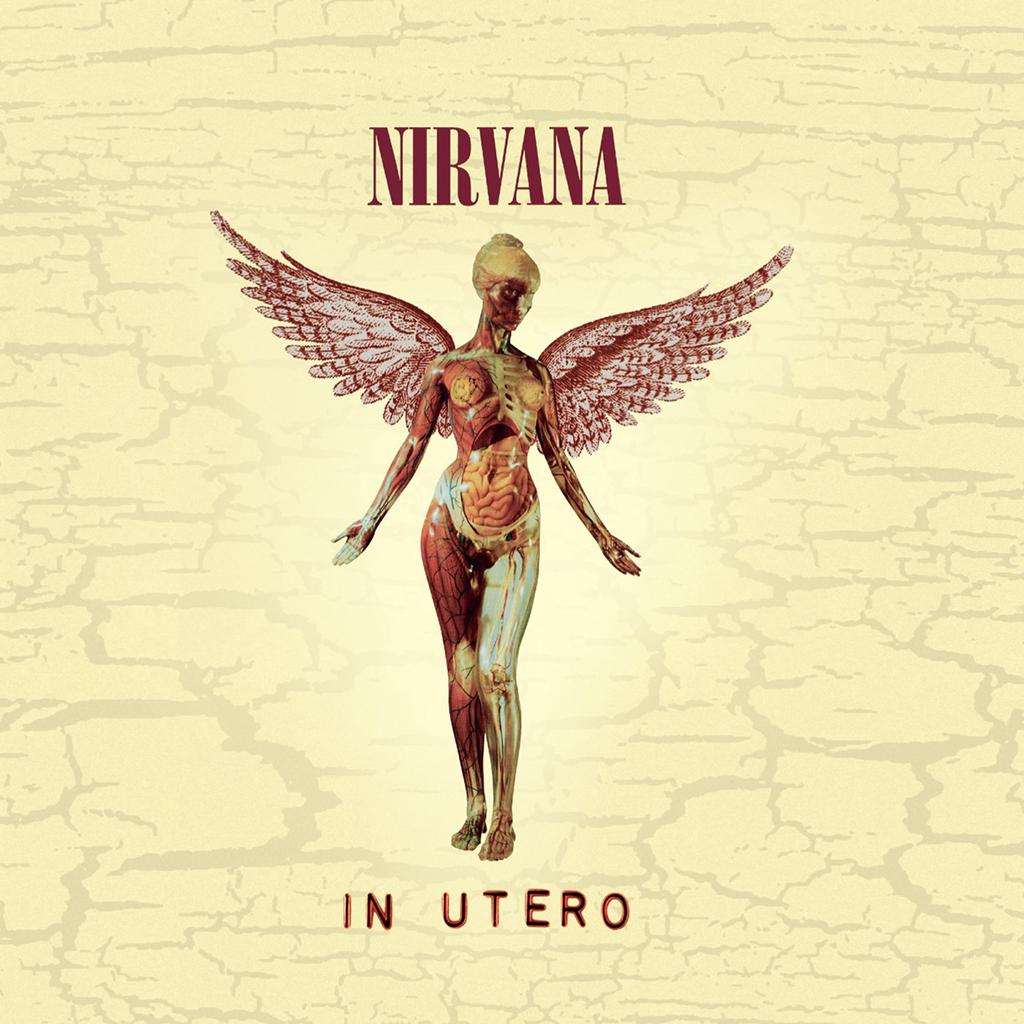 Nirvana In Utero.lecoolvalencia