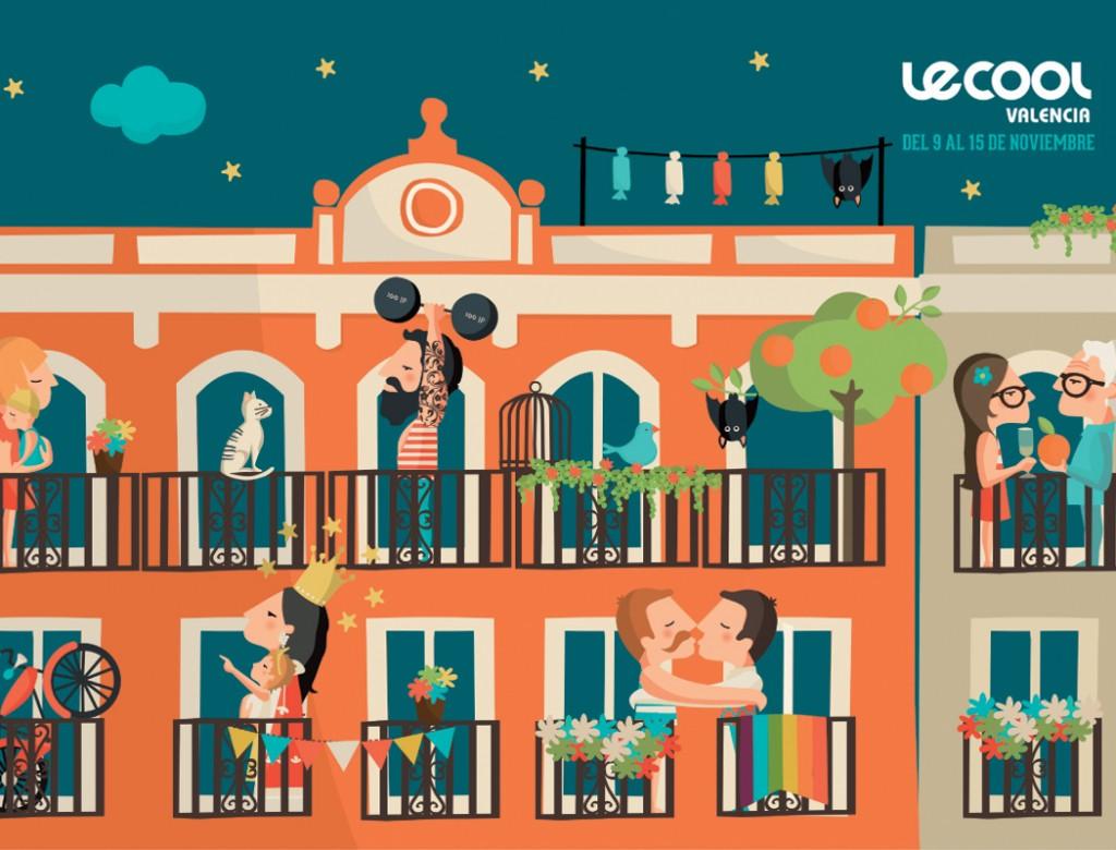 Portada Tutticonfetti_Le Cool Valencia 9 - 15 nov 2017