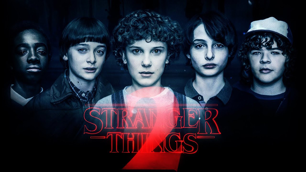 Stranger Things 2 c.lecoolvalencia