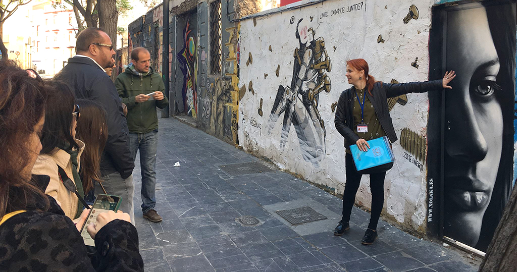 Street art Descubre Vlc.lecoolvalencia